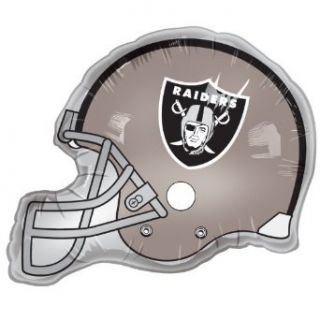 Oakland Raiders Football Helmet Balloons Sports & Outdoors