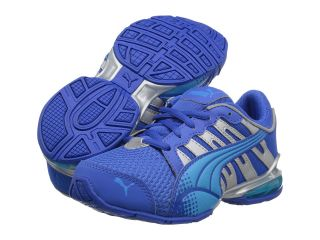 Puma Kids Voltaic 3 Boys Shoes (Blue)