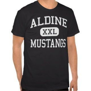 Aldine   Mustangs   Senior   Houston Texas Tee Shirt