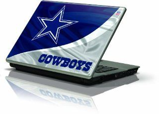"Skinit Protective Skin (Fits Latest Generic 10"" Laptop/Netbook/Notebook); NFL Dallas Cowboys Logo Electronics"