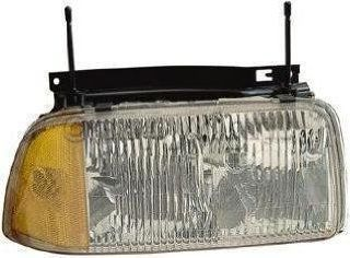 HEADLIGHT gmc JIMMY 95 97 SONOMA PICKUP 94 97 light lamp rh Automotive