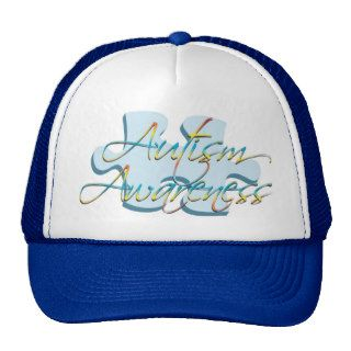 Autism Awareness Puzzle Piece Hat