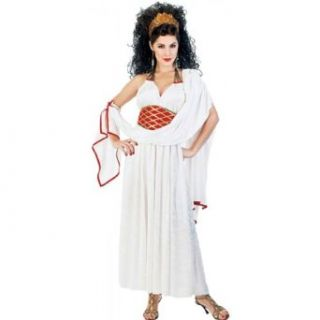 Sexy Goddess Costume Womens Hera Costume Greek Grecian Roman God Theatre Costume Adult Sized Costumes Clothing