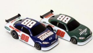 Slot Car Twin Pack   Dale Earnhardt Jr./ AMP/Nat'l Guard Toys & Games