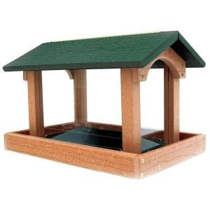 Woodlink Going Green Tall Premier Bird Feeder GGPRO4