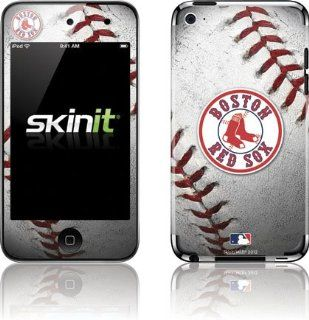 MLB   Boston Red Sox   Boston Red Sox Game Ball   iPod Touch (4th Gen)   Skinit Skin   Players & Accessories