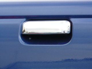 TFP 493L Ford Ranger Truck 2003   2010 Chrome Stainless Steel Tailgate Handle Insert Accent (Lever Only) Automotive