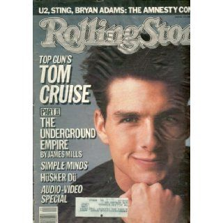 Rolling Stone Magazine, 1986 Issue #476 Rolling Stone Books
