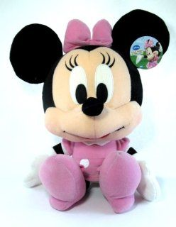 "Minnie Mouse 18"" Plush   Minnie Big Head Cutie Plush Toys & Games"