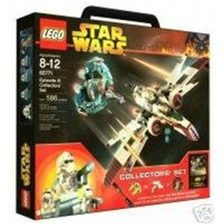 Lego Star Wars Episode III Collectors Set #65771 Toys & Games