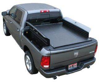TruXedo 544901 Lo Profile QT Soft Roll Up Tonneau Cover Automotive