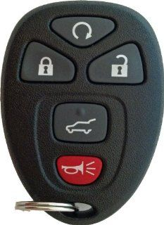 2007 2010 Chevrolet Tahoe Keyless Entry Remote w/ Free DIY Programming Instructions & WWR Guide Automotive