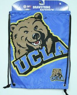 NCAA UCLA Bruins Drawstring Backpack  Sports Fan Backpacks  Sports & Outdoors