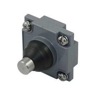 Dayton 11X468 Limit Switch Head, Top Push Rod Plunger Motion Actuated Switches