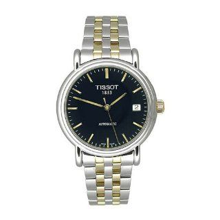 Tissot T Classic Carson Mens Watch T95.2.483.51 at  Men's Watch store.