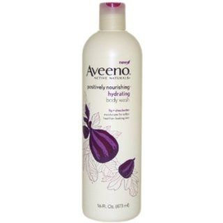 Baby / Child Aveeno Active Naturals Body Wash 16 Fl Oz (473 Ml)   Hydrating Fig + Shea Butter   Leaves Skin Soft Infant  Baby Bathing Body Washes  Baby