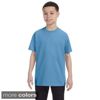 Gildan Youth Heavy Cotton 5.3 ounce T shirt