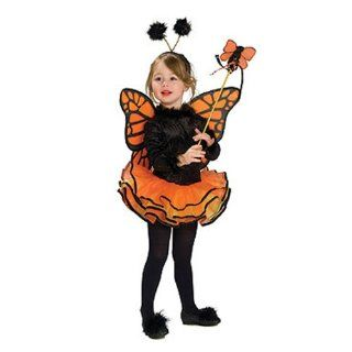 Orange Butterfly Toddler Costume Toys & Games