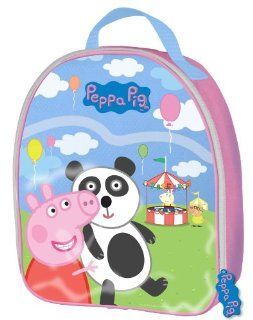Peppa Pig Fairground Lunch Box Bag   Childrens Lunch Boxes