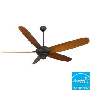Hampton Bay Altura 68 in. Oil Rubbed Bronze Ceiling Fan 68168
