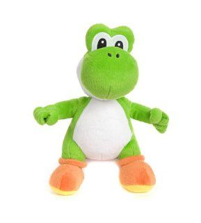 Nintendo Super Mario Bros Yoshi Large Plush Toy Toys & Games