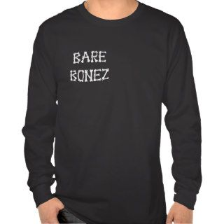 Bare Bonez Band   Men's Long Sleeve Tee Shirt