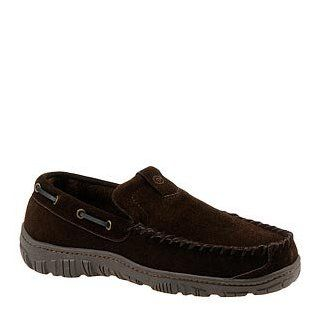 Men's Clarks Venetian Indoor/Outdoor Slippers Shoes Brown 7 Shoes