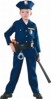NYPD Police Officer Kids Costume   Small Clothing