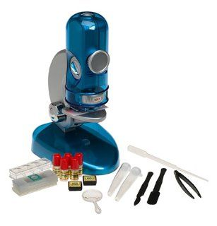 Edu Science Quick Switch Microscope (Blue)
