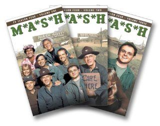 M*A*S*H   TV Season Four   3 Tape Boxed Set [VHS] Alan Alda, Wayne Rogers, Loretta Swit, Jamie Farr, William Christopher, Harry Morgan, Mike Farrell, Kellye Nakahara, Gary Burghoff, David Ogden Stiers, Larry Linville, Jeff Maxwell, Burt Metcalfe, Charles
