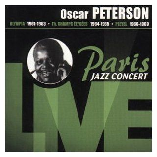 Paris Jazz concert (live) 1961 69 [IMPORT] Music