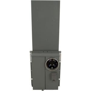 Square D by Schneider Electric Homeline 200 Amp 30 Space 40 Circuit Outdoor Semi Flush Main Breaker Reverse Mount (Interior) Load Center CSED SU3040M200R