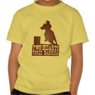 barrel racing horse cowgirl cowboy redneck shirts