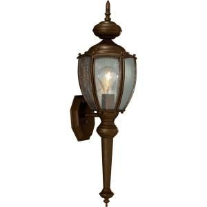 Progress Lighting Roman Coach Collection 1 Light Antique Bronze Wall Lantern P5767 20