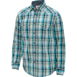 DAKOTA GRIZZLY Mens Harper Long Sleeve Shirt   Size Large,  Green