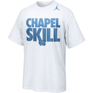 NIKE Mens North Carolina Tar Heels 2014 College Rivalry Chapel Skill Short