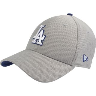 NEW ERA Mens Los Angeles Dodgers Custom Design 39THIRTY Stretch Fit Cap   Size