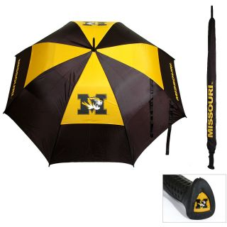 Team Golf University of Missouri Tigers Double Canopy Golf Umbrella
