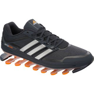 adidas Mens SpringBlade Running Shoes   Size 10, Nightshade/orange