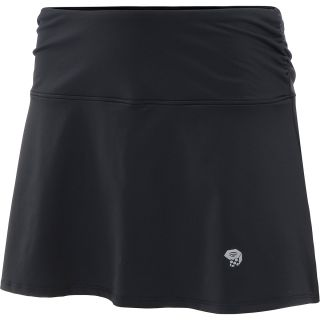 MOUNTAIN HARDWEAR Womens Mighty Power Skort   Size XS/Extra Small, Black