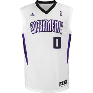 adidas Mens Sacramento Kings Thomas Robinson #0 NBA Revolution 30 Replica