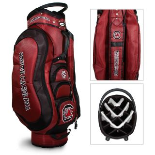 Team Golf University of South Carolina Gamecocks Medalist Cart Golf Bag