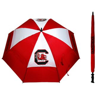 Team Golf University of South Carolina Gamecocks Double Canopy Golf Umbrella