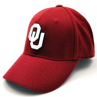 Top of the World Premium Collection Oklahoma Sooners One Fit Hat   Size 1 fit