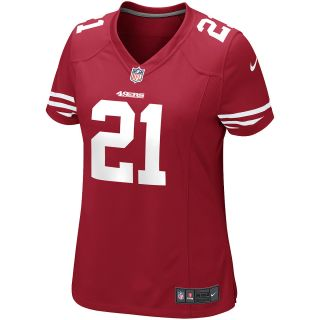 NIKE Womens San Francisco 49ers Frank Gore Game Team Color Jersey   Size