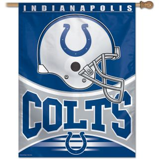 Wincraft Indianapolis Colts 23x37 Vertical Banner (57322112)