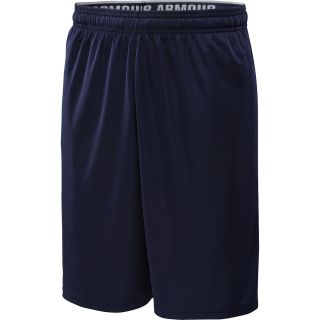 UNDER ARMOUR Mens HeatGear Micro Training Shorts   Size Large, Midnight