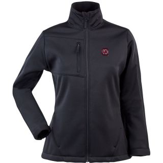 Antigua Womens South Carolina Gamecocks Traverse Fleece Back Full Zip Jacket
