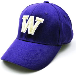 Top of the World Premium Collection Washington Huskies One Fit Hat   Size 1