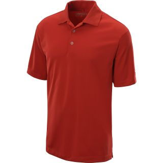 NIKE Mens Stretch Tech Golf Polo   Size 2xl, University Red